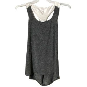 Move By Ardene Tank Top Athletic Workout Gray XL